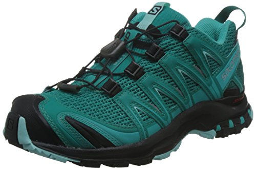 Salomon Xa Pro 3d Damen Traillaufschuhe, Blau