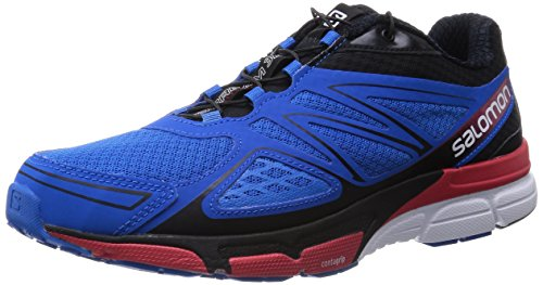 Salomon Herren X-Scream 3D Traillaufschuhe, Blau
