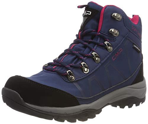 CMP Damen Soft Naos Trekking-& Wanderstiefel, Blau
