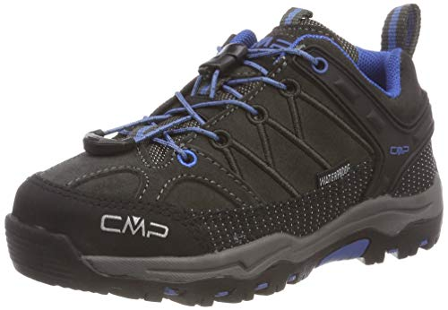 CMP Unisex-Kinder Rigel Low Trekkingschuhe, Braun
