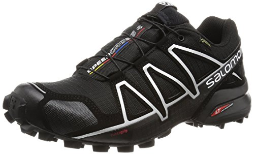 Salomon Herren Speedcross 4 GTX Trailrunning,schwarz