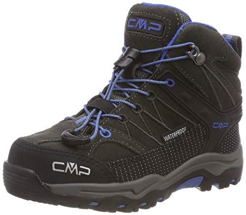 CMP Unisex-Kinder Rigel Mid Trekking-& Wanderstiefel, Braun