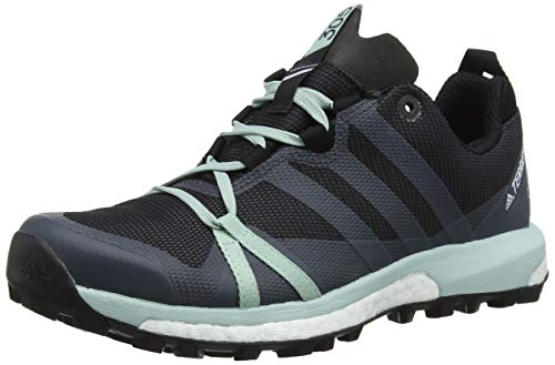 adidas Damen Terrex Agravic GTX Traillaufschuhe, Grau