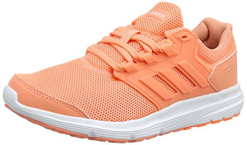 adidas Damen Galaxy 4 Traillaufschuhe, Orange