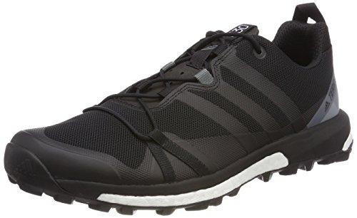 adidas Terrex Agravic, Herren Trailschuhe, schwarz