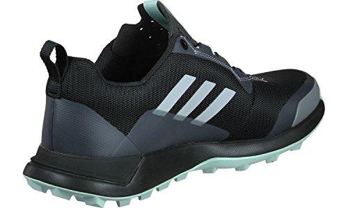 adidas Damen Terrex CMTK W Traillaufschuhe, Schwarz