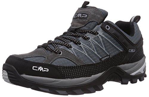 CMP – F.lli Campagnolo Herren Rigel Low Trekkingschuhe, Grau