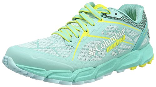 Columbia Damen Trailrunning-Schuhe, CALDORADO II, Blau
