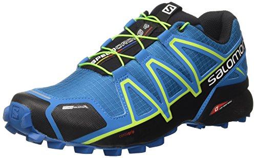 Salomon Herren Speedcross 4 Cs Trailschuhe, Mehrfarbig