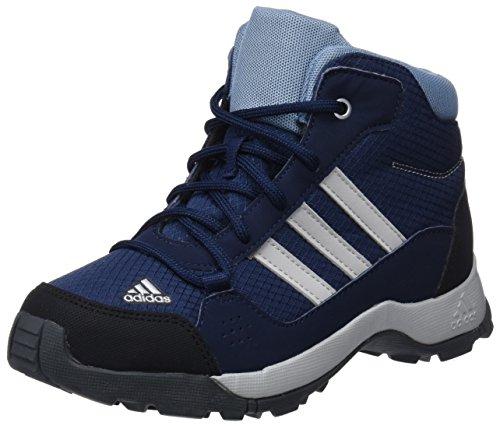adidas Unisex-Erwachsene Hyperhiker K Trekking-& Wanderstiefel, Blau