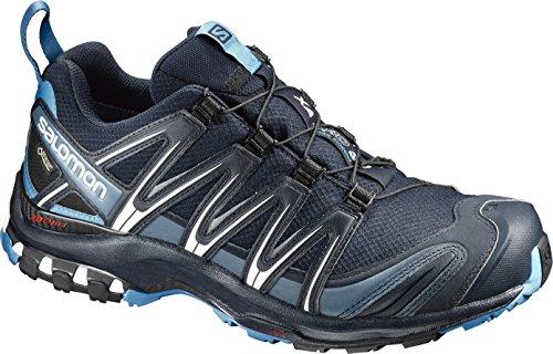 Salomon Herren XA Pro 3D Trailrunning-Schuhe, dunkelblau