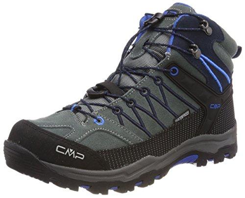 CMP Unisex Rigel Mid Wp Trekking- & Wanderstiefel , Grau