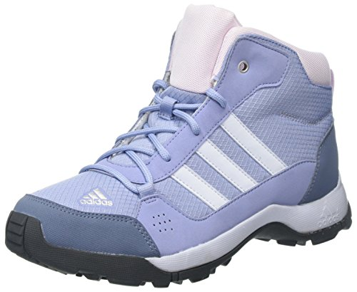 adidas Unisex-Kinder Hyperhiker Trekking-& Wanderstiefel, Blau