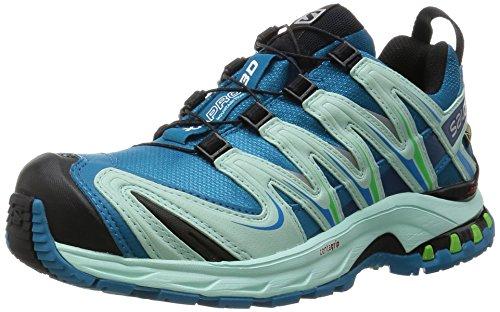 Salomon Damen Traillaufschuhe, XA Pro 3D GTX, Blau