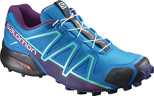 Salomon Damen Speedcross 4 W Trailrunning-Schuhe – Mehrfarbig