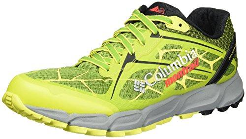Columbia Herren Trailrunning-Schuhe, CALDORADO II, Grün