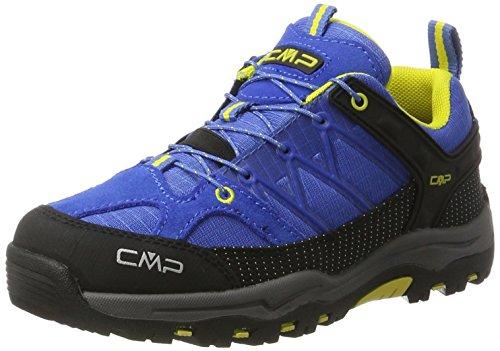 CMP Unisex-Erwachsene Rigel Low Trekking- & Wanderhalbschuhe, Blau