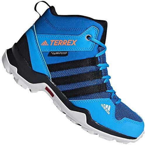 adidas Unisex-Erwachsene Terrex AX2R MID CP Trekking-& Wanderstiefel, Blau